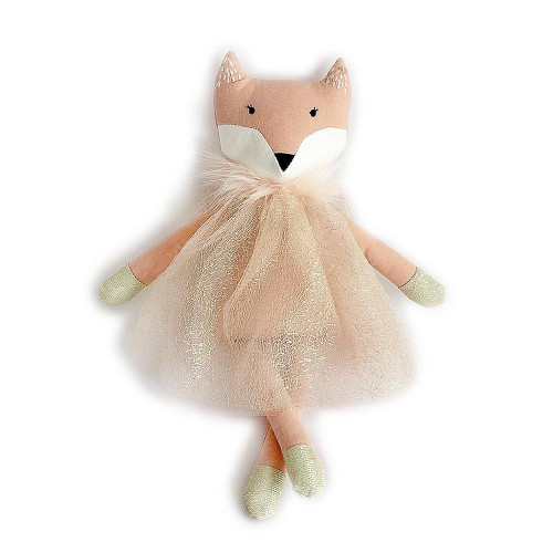 Felice Fox Heirloom Doll