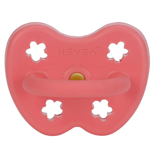 Hevea Pacifier, Coral Orthodontic