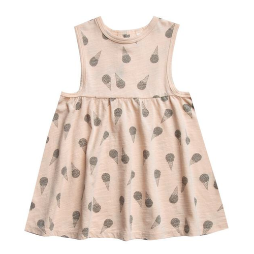Rylee & Cru Layla Dress, Ice Cream