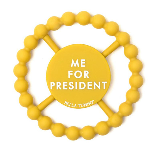 Happy Teether, Me For President