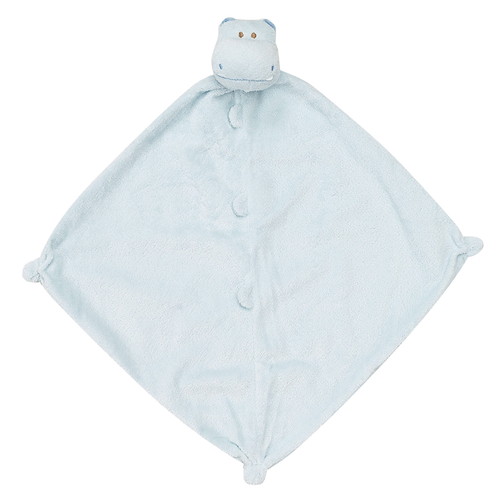 Blue Hippo Security Blankie