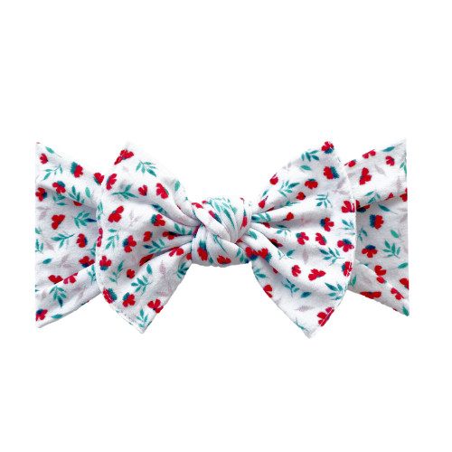 Knot Bow, Carnation