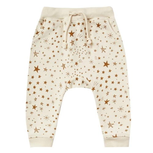 Rylee & Cru French Terry Sweatpant, Starburst