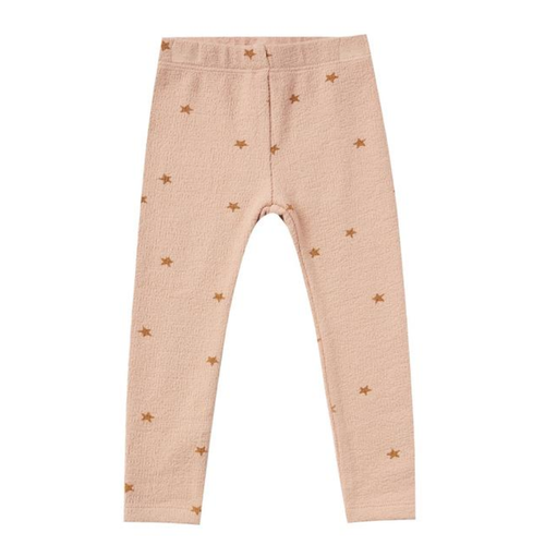 Rylee & Cru Knit Legging, Rose Star