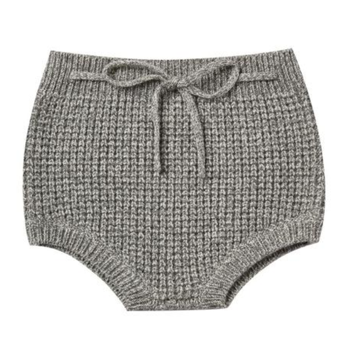Rylee & Cru Knit Bloomer, Washed Indigo