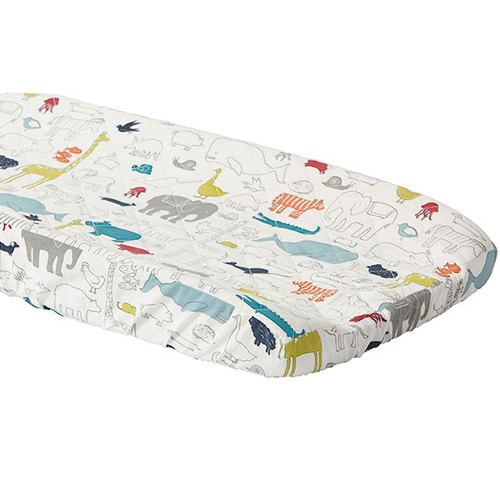 Changing Pad Cover, Noahs Ark