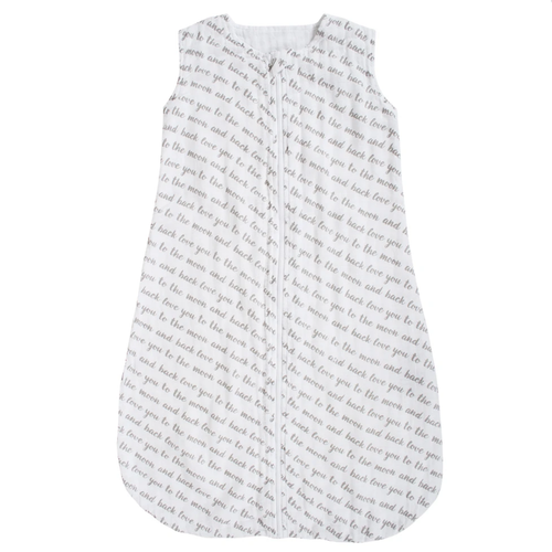 Muslin Bedtime Sleeper, Love