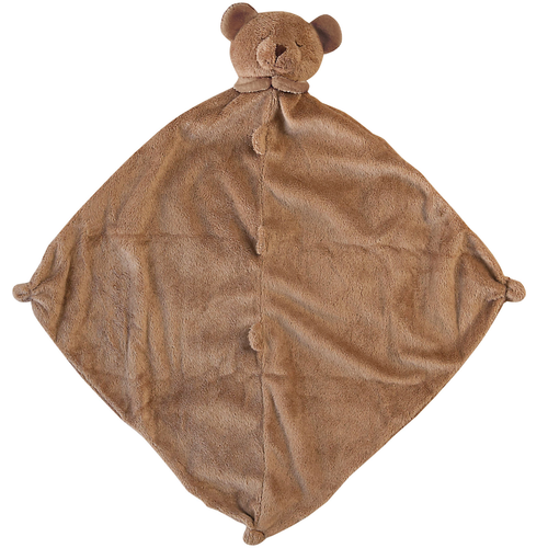 Brown Bear Security Blankie