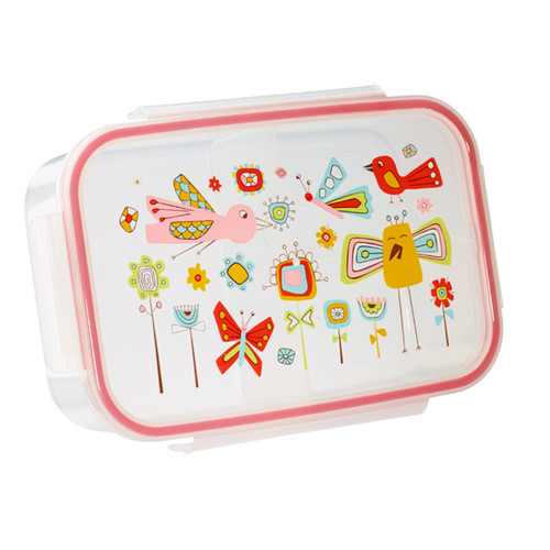 Bento Box, Birds & Butterflies