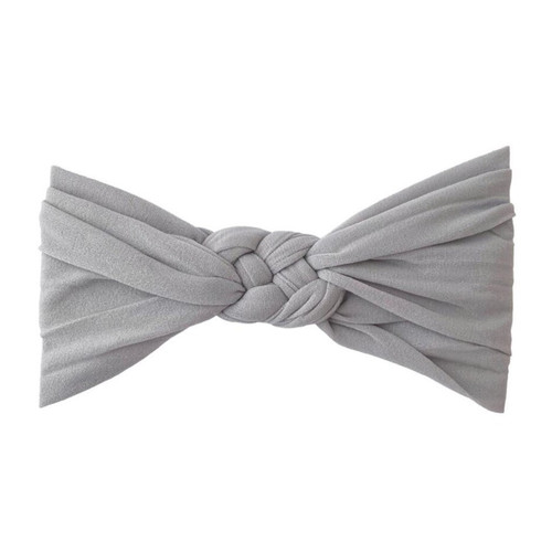 Sailor Knot Bow, Grey