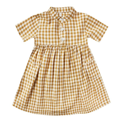 Rylee & Cru Esme Dress, Gingham