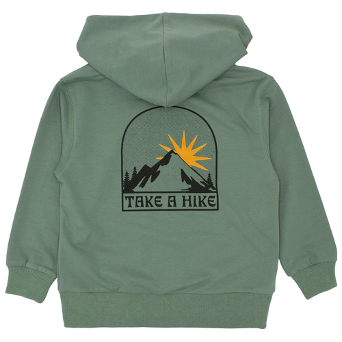 Zipper Hoodie, Take A Hike