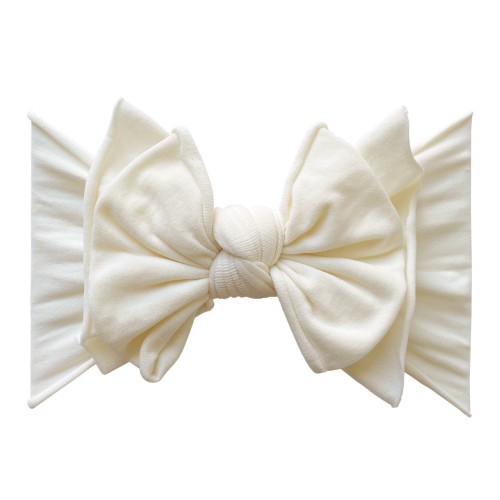 FAB-BOW-LOUS Bow, Ivory