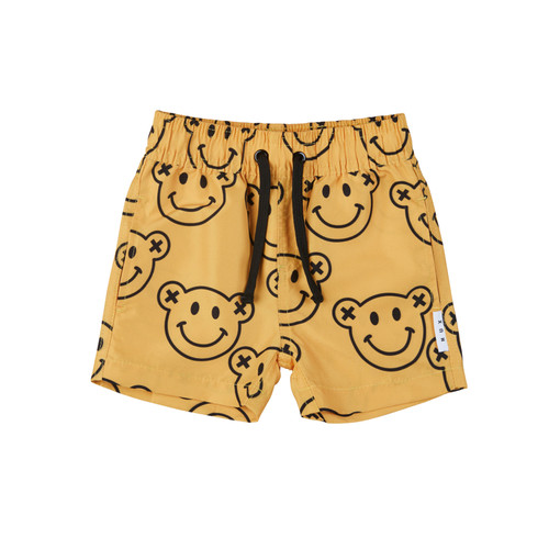 Swim Short, Smiley