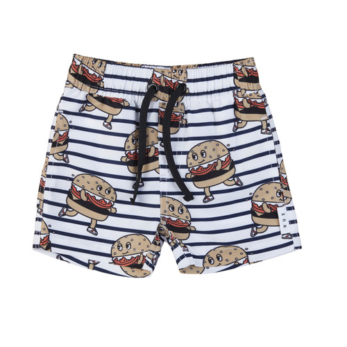 Swim Short, Hamburger