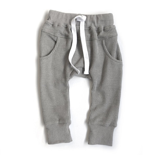 Thermal Joggers, Grey