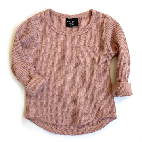 Thermal Pullover, Mauve