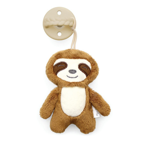 Sweetie Pal Pacifier & Animal, Sloth