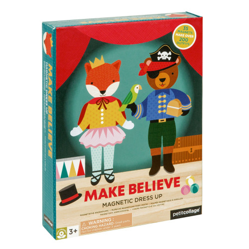 Magnetic Play Scene, Make Believe