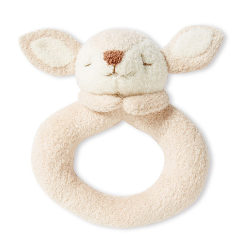 Fawn Ring Rattle
