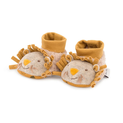 Baby Slippers, Lion