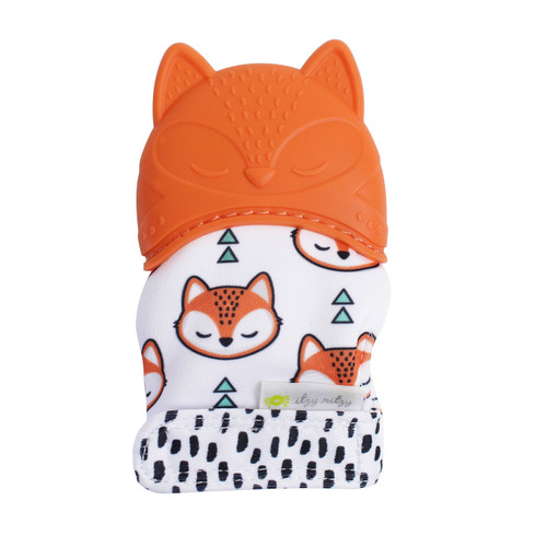 Teething Mitt, Fox