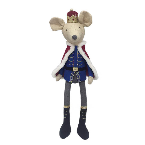 Lux King Mouse Doll