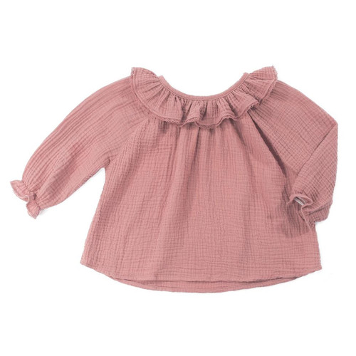 Ruffle Top, Stardust Solido