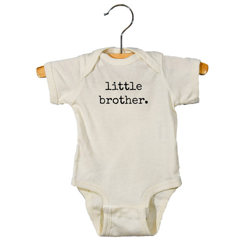 Graphic Bodysuit, Little Brother