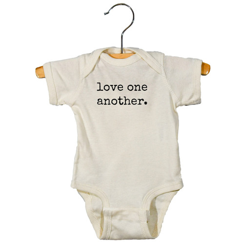 Graphic Bodysuit, Love One Another