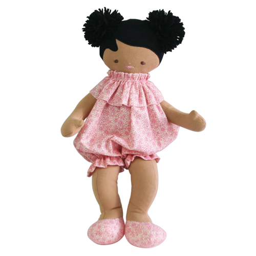 Baby Lucy Doll, Pink/Ivory