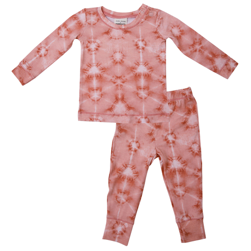 2-Piece Lounge Wear Set, Southwest Shibori