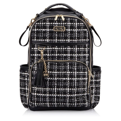 Boss Plus Backpack Diaper Bag, The Kelly
