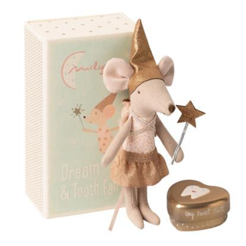 Mouse In Box, Tooth Fairy Girl