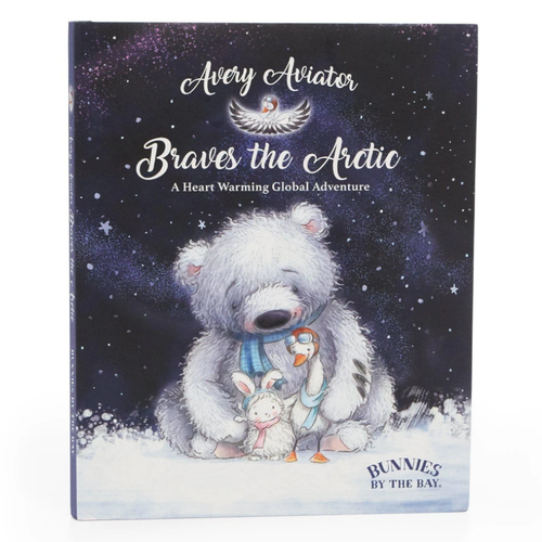 Avery The Aviator Braves The Arctic Storybook