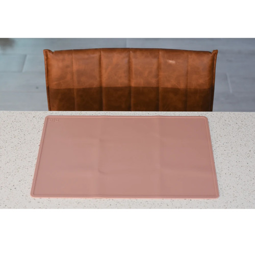 Silicone Activity Mat, Rosewood