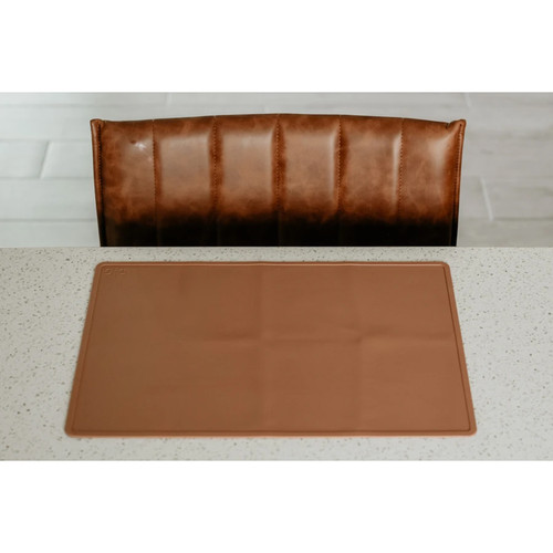 Silicone Activity Mat, Terracotta