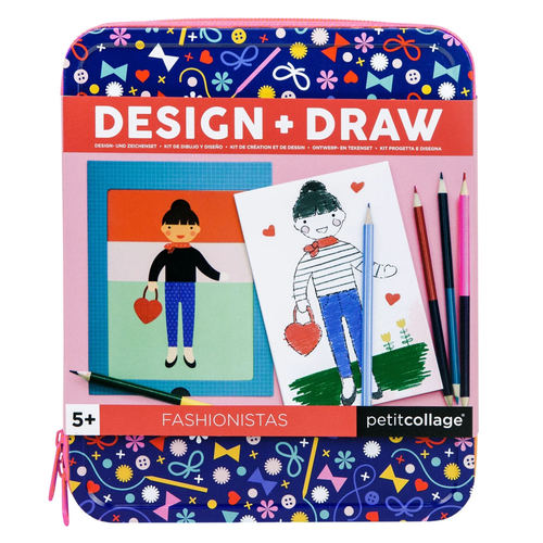 Design & Draw, Fashionistas
