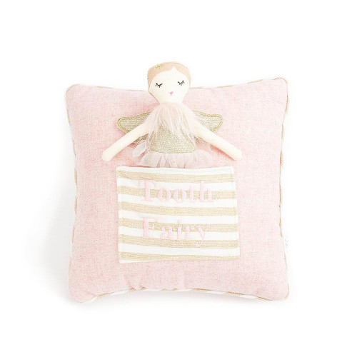 Tooth Fairy Doll & Pillow Set