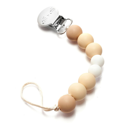 Pacifier Clip, Natural