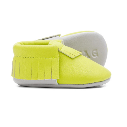 Moccasins, Key Lime