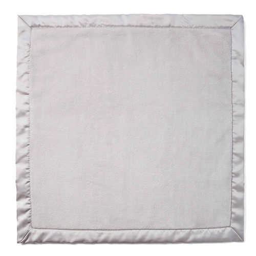 Fleece Security Blanket, Grey