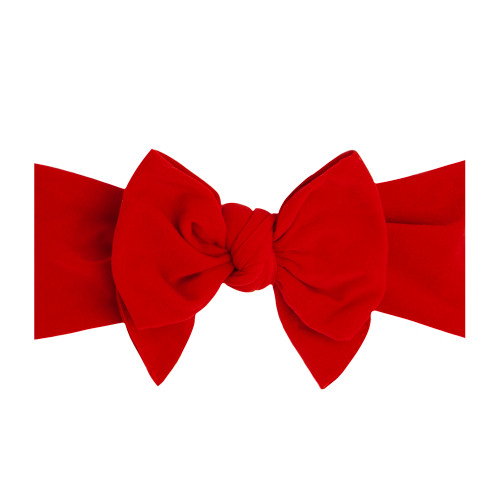 Valentine Enormous Bow, Red