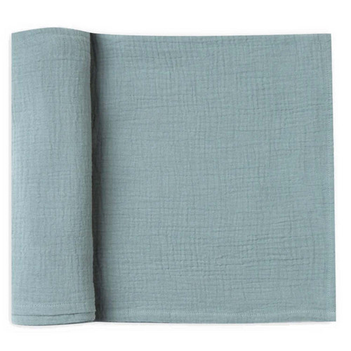 Rylee & Cru Swaddle, Dusty Blue