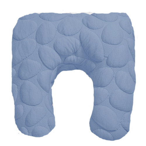 Niche Organic Nursing Pillow, Sky Pebble