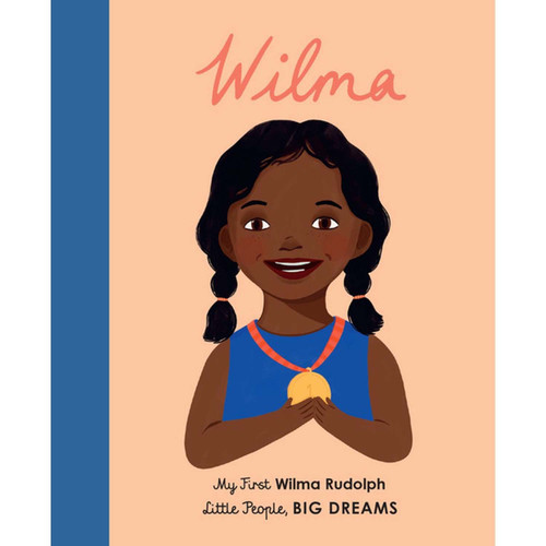 My First Wilma Rudolph Board Book