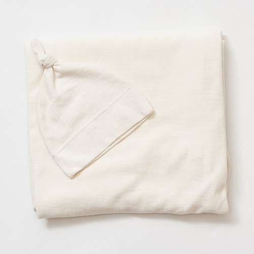 Organic Dream Newborn Bundle, White