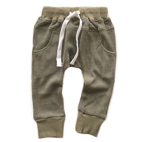 Thermal Joggers, Pine