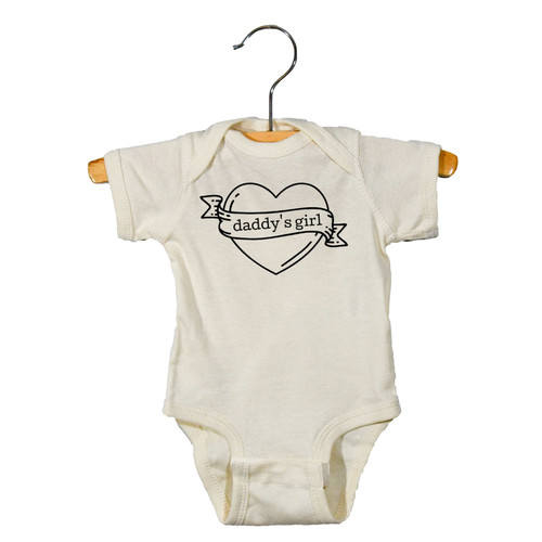 Graphic Bodysuit, Daddy's Girl