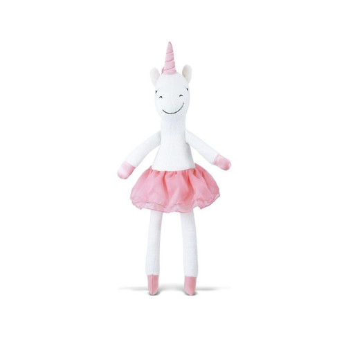 Unicorn Plush, Small Pink